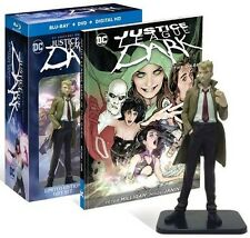 Justice League Dark Blu ray dvd w/ Constantine figure = graphic novel best buy