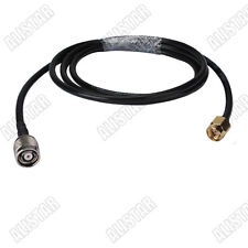 SMA Plug male to RP-TNC male Plug pigtail Cable RG58 1M WLAN