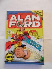 ALAN FORD ORIGINALE n.226 con adesivi  - ED. CORNO