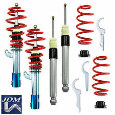 JOM Audi-A3 8P TT 8J FWD Euro Height Adjustable Coilover Suspension Lowering Kit