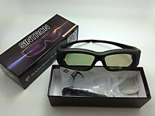 [Sintron] 2pairs 3D Active Glasses For 2013 Samsung TV PN51F8500AF UN55F9000AF