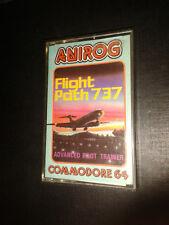 * Commodore 64 juego raros * trayectoria de vuelo 737 * C64
