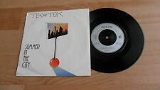 "TIK & TOK - SUMMER IN THE CITY (RARE 80'S VINYL 7"" SINGLE) GARY NUMAN RELATED"