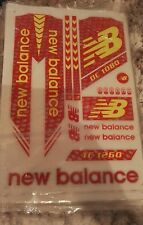 3 Different Sets Of Brand New Latest NewBalance CricketBat sticker Fast Postage