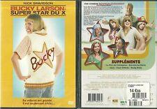 RARE / DVD - BUCKY LARSON : SUPER STAR avec NICK SWARDSON /NEUF EMBALLE - NEW