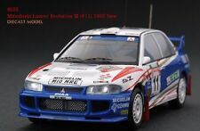 HPI #8555 Mitsubishi Lancer Evo III (#11) 1995 New Zealand Rally 1/43 model