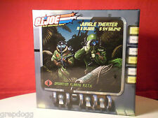 GI JOE COLLECTORS CLUB OPERATION FLAMING MOTH JUNGLE SET NIGHT & FRAG VIPER MIB