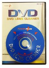 Wet / dry CD / DVD player optical lens cleaner aussi pour PS3 Wii PS2 XBOX 360