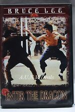enter the dragon bruce lee ntsc import dvd