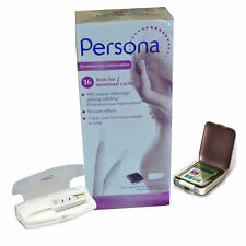 80 x Persona Monitor Contraception Ovulation Test Kit Sticks