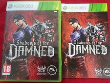 SHADOWS OF THE DAMNED XBOX 360 (XBOX ONE A VOIR)