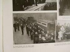 L'illustrazione italiana 1934 il fascismo in Italia e all'estero Mussert Mosley