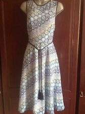 NEW Dorothy Perkins Ethnic Print Dress Tunic Size 8