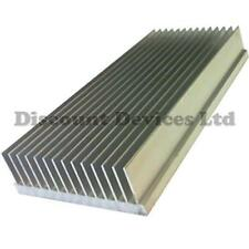 300x111x33mm Aluminium Heat Sink Power Amplifier/Supply/ Transistor/IC/FET/PA