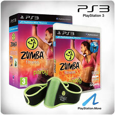 Zumba Fitness with Fitness Belt ~ PS3 (Boxed)