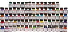 Angelus Acrylic Leather & Vinyl Paint, Starter Kit - Set #3 Pack Of 6 Colors