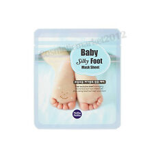 Holika Holika Baby Silky Foot Mask Sheet 1pair 18ml Free gifts