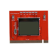 LCD PCI PC Computer Analyzer Tester Diagnostic Card