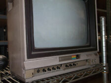 COMMODORE VIDEO MONITOR MODEL 1702 RARE VINTAGE UOS
