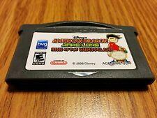 American Dragon: Jake Long, Rise of the Huntsclan Nintendo Game Boy Advance 2006