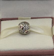 "AUTHENTIC PANDORA""Pink Follow the Stars Charm 791382pcz  #628"