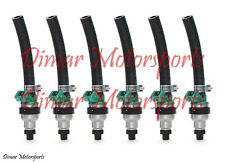 30lb 315cc 2.5L 3.0L V6 Genuine BOSCH Upgrade Performance Fuel Injector Set