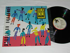 BOOGIE ON BROADWAY Volume 1 Best of Fourth and LP 1987 Electro Hip Hop ERIC B+