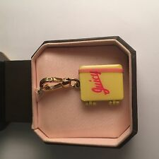 JUICY COUTURE electronic tablet charm new in box