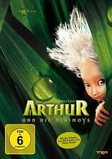 ARTHUR UND DIE MINIMOYS (DVD) NEU+OVP