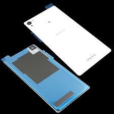 Sony Xperia Z3 D6603 Ersatz Accu Cover Abdeckung Akkudeckel+Kleber Weiß NEU