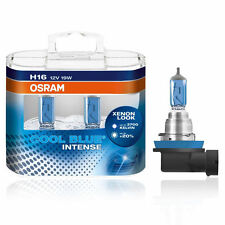 OSRAM h16 coolblue intense cool blue + 20% más de luz 3700 K 2st. 64219cbi + Top +