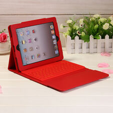 Silicone Bluetooth Keyboard Case Leather Stand Cover For Samsung Galaxy Tablets