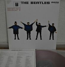 The Beatles Help! Japan LP Red Vinyl Toshiba EAS-70134 Insert Mono