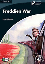 Freddie's War Level 6 Advanced (Cambridge Discovery Readers), Rollason, Jane, Ve