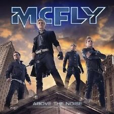 "MCFLY ""ABOVE THE NOISE"" CD NEU"