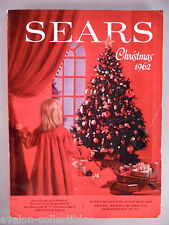 Sears CATALOG - Christmas, 1962 ~~ toys