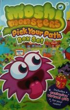 Moshi Monsters: Pick Your Path     4 Book Boxset (Paperback)