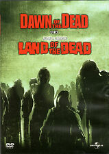 Dawn of the Dead / Land of the Dead , Director's Cut , 2 DVDs , new & sealed