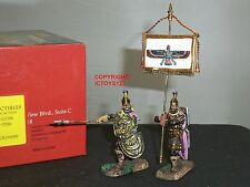 CONTE AG023 ANCIENT GREECE + PERSIA SPARTANS + IMMORTALS TOY SOLDIER COMMAND SET