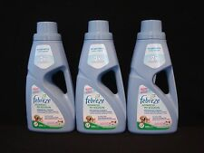 3 Febreze Advanced Pet Solution Carpet & Rug Cleaner Spring & Renewal 28 oz each