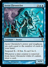 Aeon Chronicler X4 NM Duel Decks Jace vs. Vraska MTG Magic Cards Blue Rare