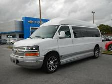 Chevrolet: Express Limited SE
