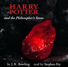 Harry Potter and the Philosopher's Stone - Unabridged 7 Audio CD Set, Rowling, J
