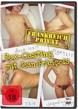 Frankreich privat - Sex Casting mit Jean-Francois (2014) - FSK 18 - NEU & OVP