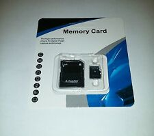 New 32GB Micro SD Memory Card SDXC SDHC Class 10 TF Flash Card Retail Package