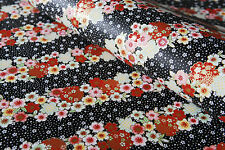 Traditional Japanese Chiyogami Washi Yuzen Paper (BK66) ~ Large Sheet 61 x 45cm