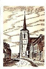 CP 62 - PAS-DE-CALAIS - Hersin-Coupigny - L'Eglise (d'après le R.P. Séraphin)
