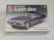 AMT/ERTL 70 Dodge Super Bee 1/25 Kit SEALED R11979