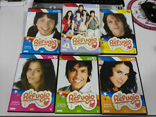 EL REFUGIO SERIE TV VOLUMEN 2 - 5 DVD 15 CAPITULOS 900 MIN REGION 2
