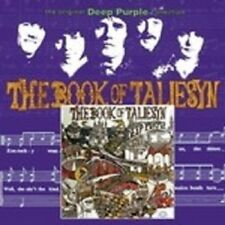 "DEEP PURPLE ""BOOK OF TALIESYN"" CD NEUWARE !!!"